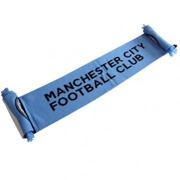 Manchester City Scarf SS